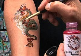 Liquiskin Super Real Temporary Tattoos