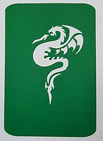 Dragon Temporary Tattoos