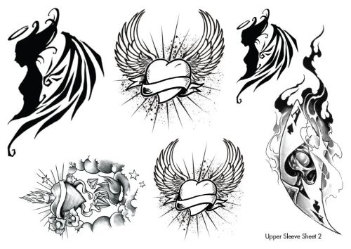Temporary tattoos for men inspired by ben cousins such is for How to make temporary tattoos look real